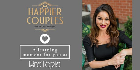 Happier Couples: Mind-Blowing Techniques with Dr. Jess tickets