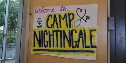 Camp Nightingale- TCC Beazley School of Nursing