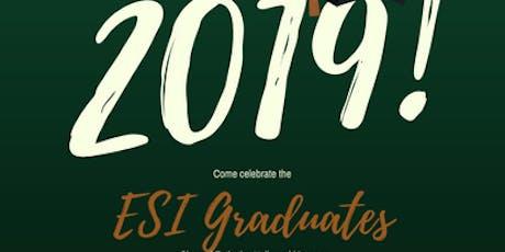 ESI Class of December 2019 tickets