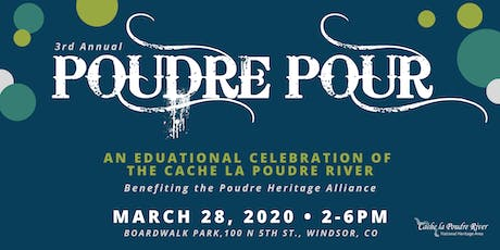 3rd Annual Poudre Pour tickets