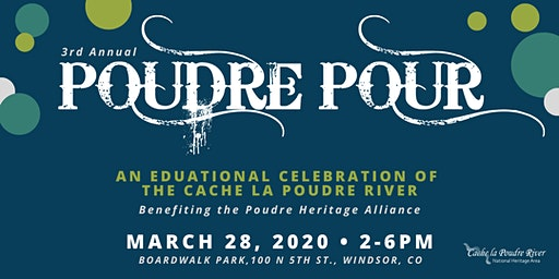 3rd Annual Poudre Pour