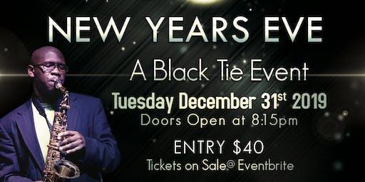 New Years Eve Black Tie Event