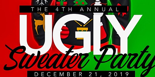 4th Annual Ugly Sweater Party