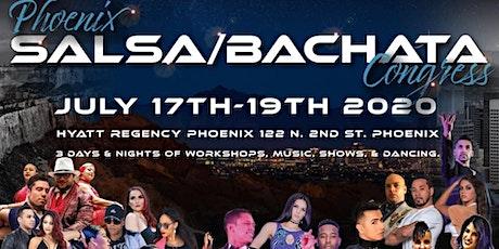 The Second-Annual Phoenix Salsa/Bachata Congress tickets