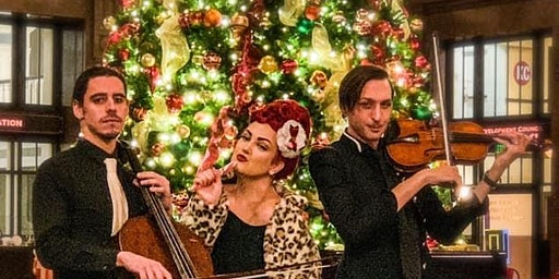 ULAH Christmas Session - Ziggy and The Neptunes