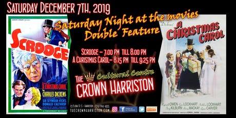 Saturday Night at the Movies: Double Feature - Christmas Special tickets