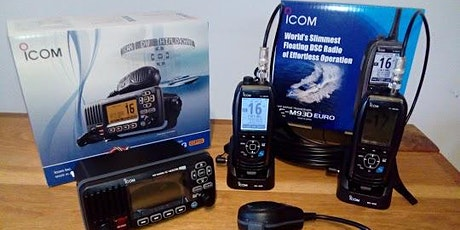 VHF Marine Radio  Course - (SRC/VHF 'License') tickets