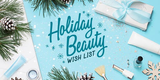 Amazon Holiday Beauty Wish List