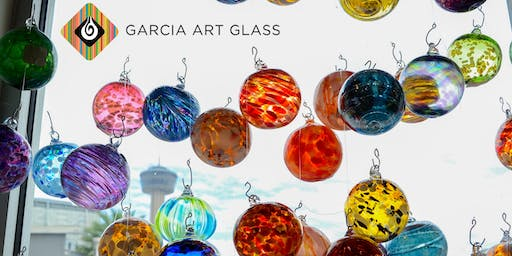 Garcia Art Glass 3rd Annual Holiday Event & Seconds Sale