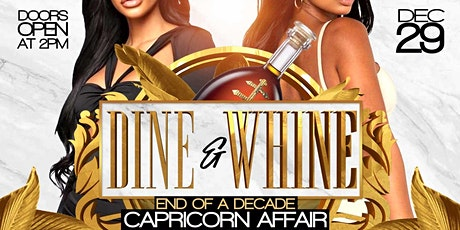 DINE & WHINE (Brunch & Day Party) tickets