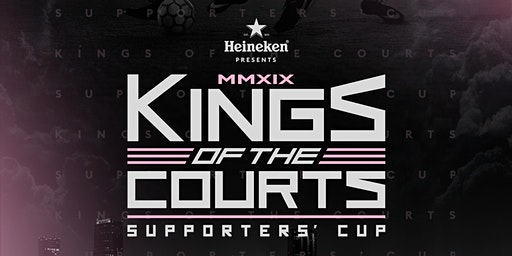 KINGS OF THE COURTS SUPPORTERS' CUP