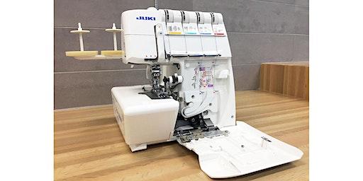 Intermediate Serger Sewing: Cover Stitch