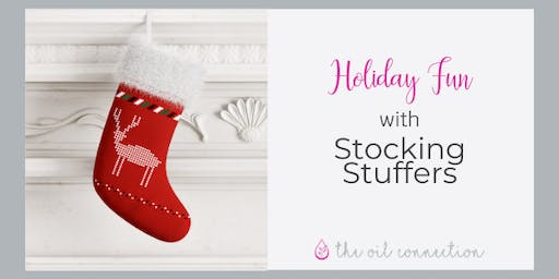 Holiday Fun: Stocking Stuffer Make-N-Take