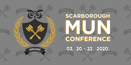 SCARBOROUGH MODEL UNITED NATIONS CONFERENCE 2020 tickets