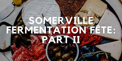 Somerville Fermentation Fête: Part II