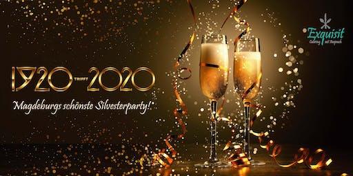 Silvester im Haus des Handwerks: 1920 trifft 2020