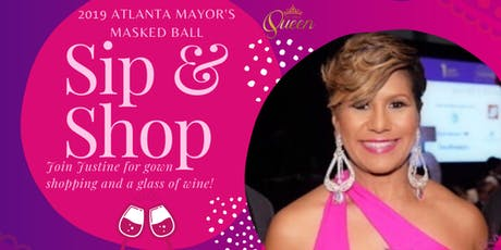 Sip and Shop for Atlanta's Mayor's Masked Ball 2019 tickets