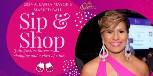 Sip and Shop for Atlanta's Mayor's Masked Ball 2019