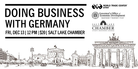 Doing Business with Germany tickets