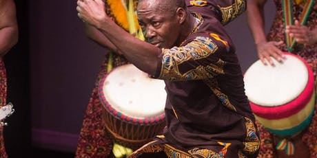 Master Class: West African with Youssouf Koumbassa tickets
