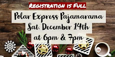 Polar Express Pajamarama (Registration is Full) tickets