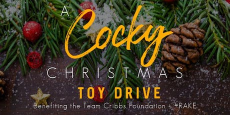 A Cocky Christmas Toy Drive! tickets