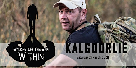 Walking Off The War Within 2020 - Kalgoorlie tickets