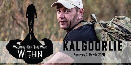 Walking Off The War Within 2020 - Kalgoorlie