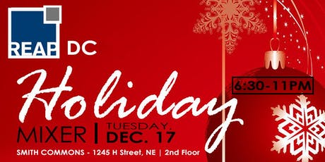 REAP DC Holiday Mixer tickets