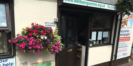 Open Day at Wellbeing Centre, Liskeard