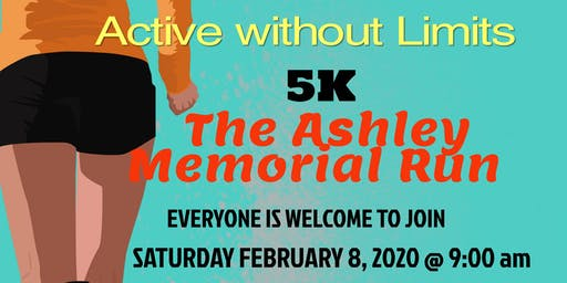 Ashley's Memorial Run and Walk