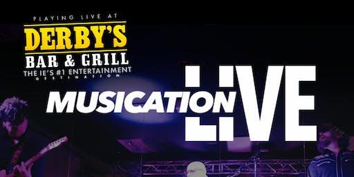 Musication Live Dec. 14th  Steve Devotion  The Dirty Sea