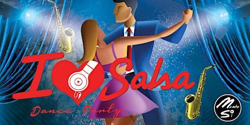 I Love Salsa Dance Party