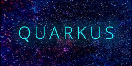 VIJUG: Quarkus - the NEW slim fast recipe for your Java applications tickets