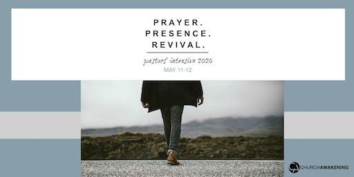 Pastors' Intensive 2020