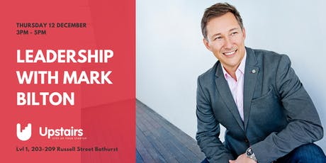 Leadership With Mark Bilton tickets