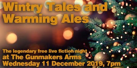 Tippling Tales - Wintry Tales & Warming Ales tickets