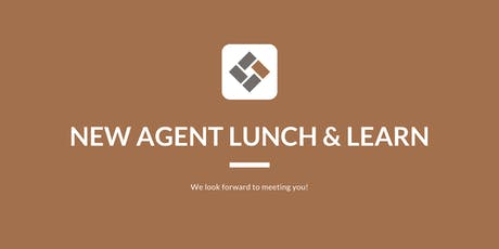 New Agent Lunch & Learn tickets
