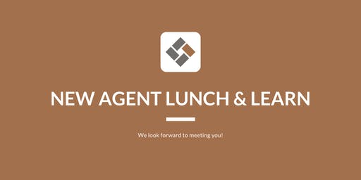 New Agent Lunch & Learn