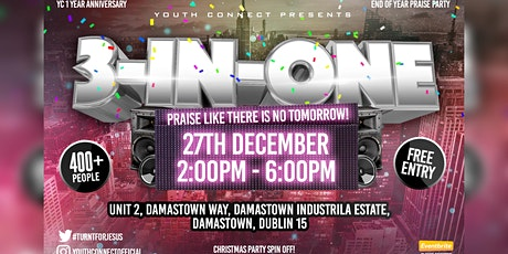 YOUTH CONNECT: 3-IN-1! tickets
