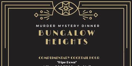 Murder Mystery Dinner tickets