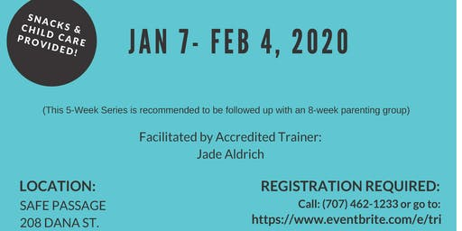 Parenting Apart Family Transitions Triple P - Fort Bragg [January 7-February 4, 2020]