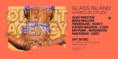Glass Island Sunset Cruise - One Hit Agency Takeover tickets
