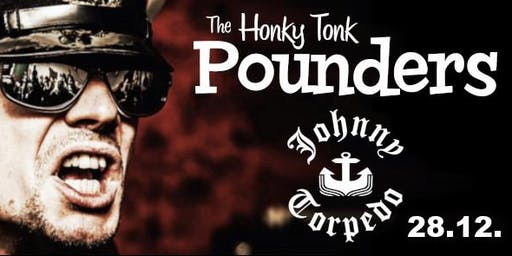 The Honky Tonk Pounders + Johnny Torpedo - Rock´n´Roll between the Days