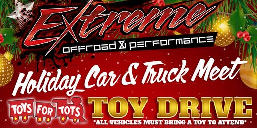 Extreme Offroad & Performance Toy Drive