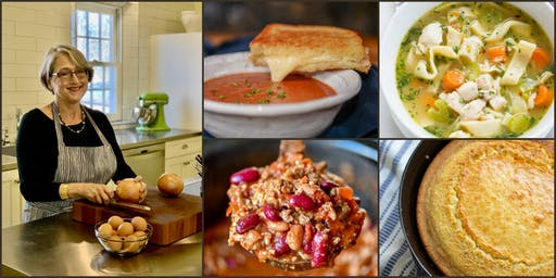 Comfort-Food Soups with Miriam Rubin