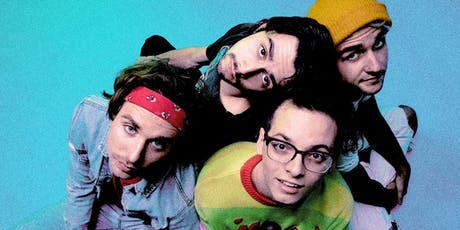 The Wrecks @ Fremont Abbey tickets