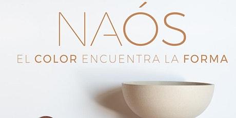 Lanzamiento & Presentación NAOS entradas
