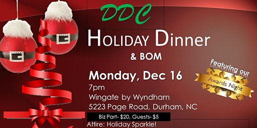 DDC Holiday Party