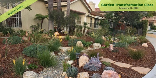 Garden Transformation Class